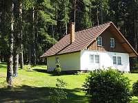 Chata k pronajmutí - Lojzovy Paseky Jižní Čechy