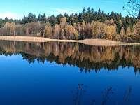 rybník pod Javořící - chalupa k pronajmutí Světlá pod Javořicí