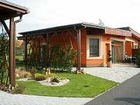 ubytování Jižní Čechy v chatkách na horách - Slapy u Tábora