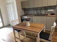 Kuchyně apartmán č.3 kuchyně - Písek