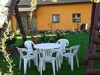 Zahrada - chalupa k pronájmu Domanín u Třeboně