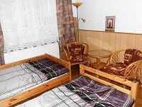Ubytování v zahradě - pronájem chalupy - 7 Lomnice nad Lužnicí