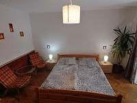 Druhá ložnice - chalupa k pronajmutí Lomnice nad Lužnicí