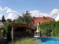 Ubytování v zahradě - chalupa ubytování Lomnice nad Lužnicí - 2