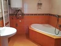 Koupelna s toaletou - Lomnice nad Lužnicí