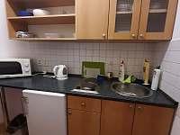 Apartmán 3 - pronájem Nová Pec - Nové Chalupy