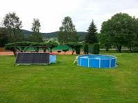 bazén se solárním ohřevem
