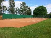 dovolená s tenisem