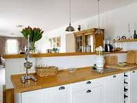 Horní domek - kuchyňská linka