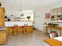 Horní domek - kuchyňský kout