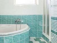 Spodní domek - koupelna
