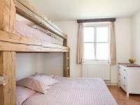 Spodní domek - pokoj č.3