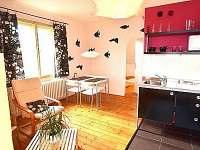 Apartmán V Moři s kapacitou 2-5 lůžek