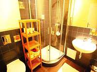 Koupelna k apartmánu V Oblacích