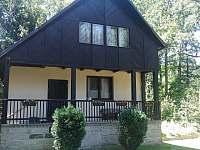 Chata k pronajmutí - okolí Horních Slověnic