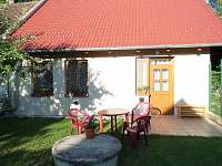 Chalupa k pronajmutí - dovolená Novohradské hory rekreace Suchdol nad Lužnicí - Tušť