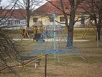 dětské hřiště v Nové Vsi n. Lužnicí - Nová Ves nad Lužnicí