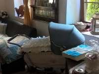 obývací pokoj, ložnice - Nová Ves nad Lužnicí