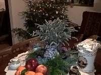 Vánoce na chaloupce...