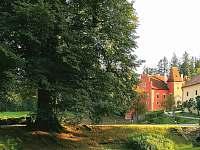 Červená Lhota - Plavsko