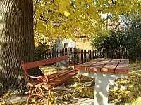 Podzim - chalupa k pronájmu Plavsko