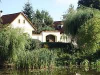 U rybníka - chalupa ubytování Plavsko