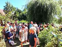 Víkend otevřených zahrad - Plavsko