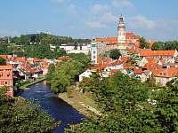 UNESCO Český Krumlov, 25 km - Vyšší Brod