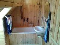 koupelna 4 - chalupa k pronájmu Vlastiboř