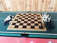 šachy, dáma - Vlastiboř