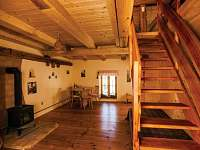 Žabovřeský Mlýn - apartmán v 1. patře