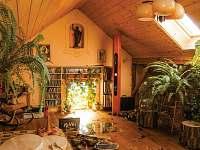 Žabovřeský Mlýn - muzikoterapeutická místnost -
