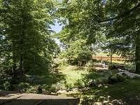 Žabovřeský Mlýn - zahrada -