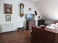 obývací část - pronájem apartmánu Český Krumlov - Domoradice