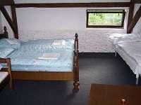 Druhá ložnice v podkroví - Hněvanov