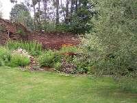 Oplocená zahrada