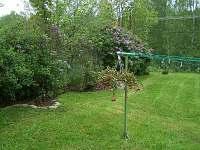 Zahrada - chalupa k pronájmu Hněvanov