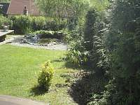 zahrada - chata k pronájmu Doudleby