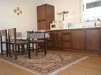 kuchyně - apartmán k pronájmu Písek