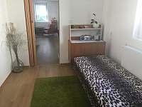 pokoj 1 lůžko - pronájem apartmánu Písek