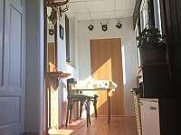 veranda - apartmán k pronajmutí Písek