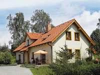 Levné ubytování  Pěnenský rybník - Dřevo Apartmán na horách - Horní Pěna