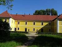 Chlum u Třeboně ubytování 10 lidí  ubytování