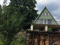 Chata k pronájmu - dovolená  Žárský rybník rekreace Děkanské Skaliny