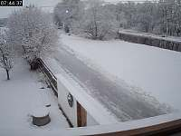 Zima je tu - Horní Poříčí