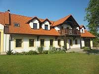 ubytování s vířivkou Jižní Čechy