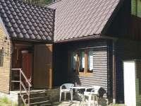 Chata k pronajmutí - dovolená  Dolní Žišpašský rybník rekreace Klášter