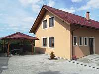 ubytování na Lipensku Apartmán na horách - Borovany
