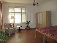 ložnice 2 - apartmán k pronajmutí Mirovice
