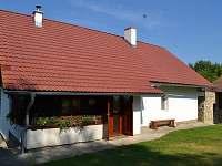ubytování Jižní Čechy na chalupě k pronájmu - Omlenička